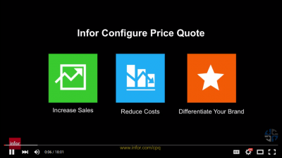 CPQ (Configure Price Quote) Software 18 Minute Demo Video